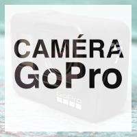 Trouver une caméra étanche GoPro de voyage