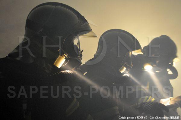 Lampe MSA XP LED F1 des pompiers