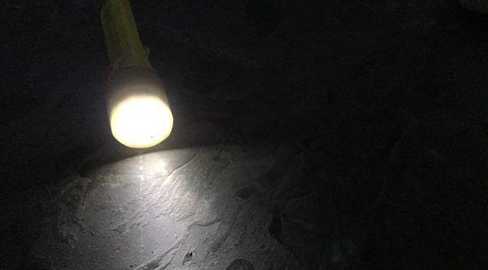 Lampe XP LED des pompiers pour voyager