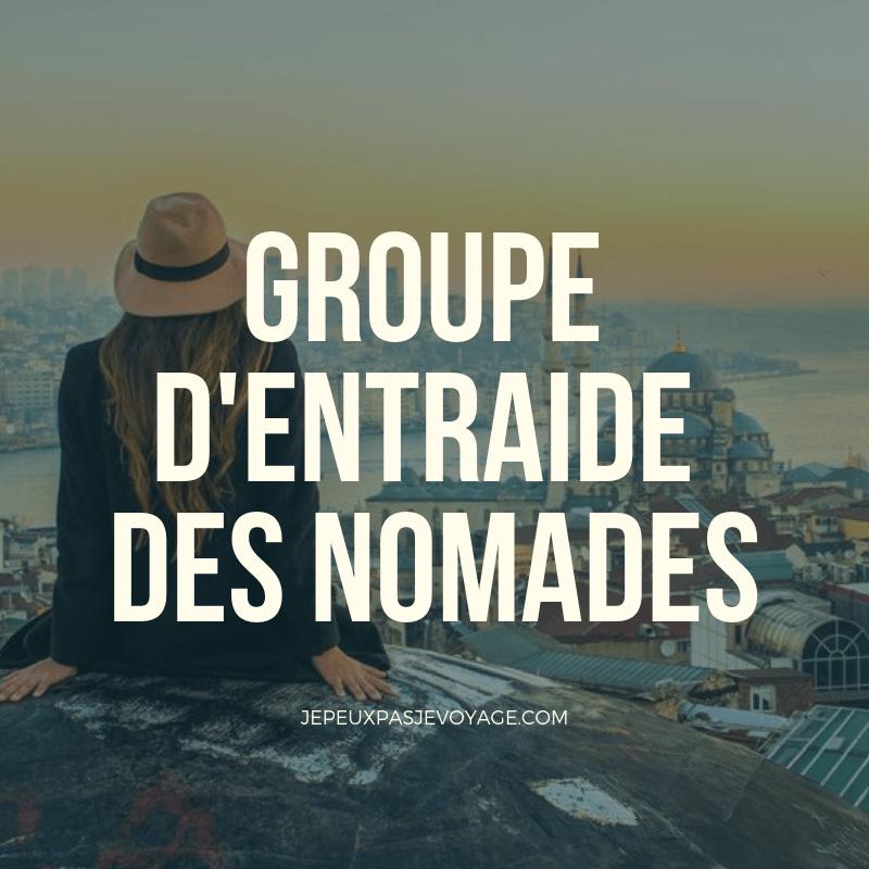 Groupe d'entraide des nomades digitaux / du numérique